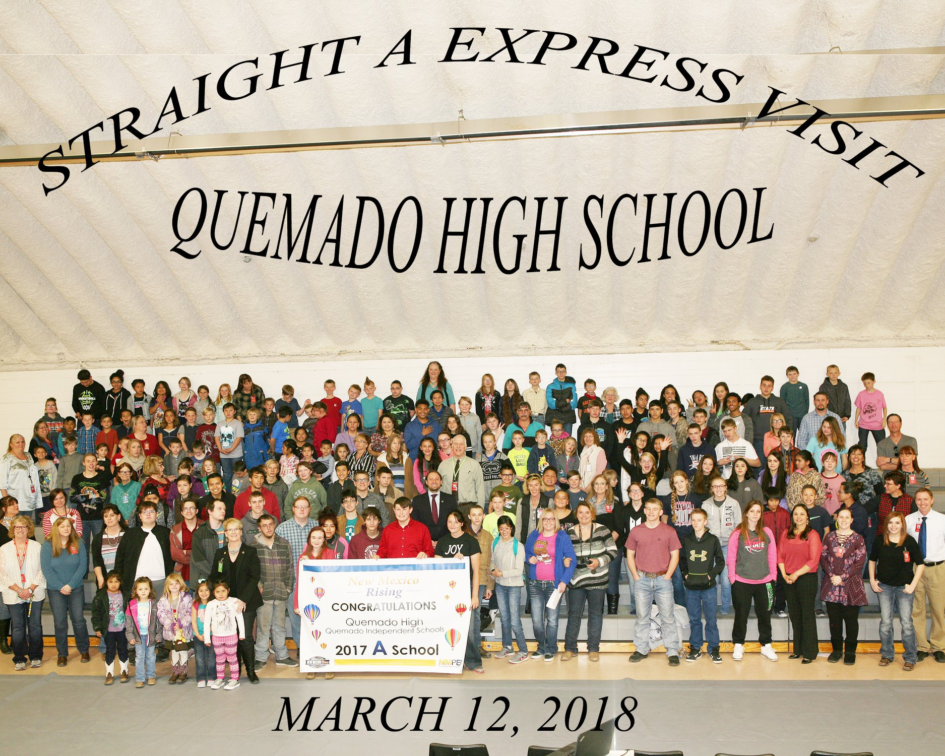 Quemado School Award Celebration